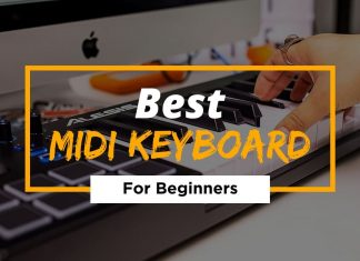 [Cover] Best MIDI Keyboard For Beginners