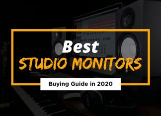 [Cover] Best Studio Monitors