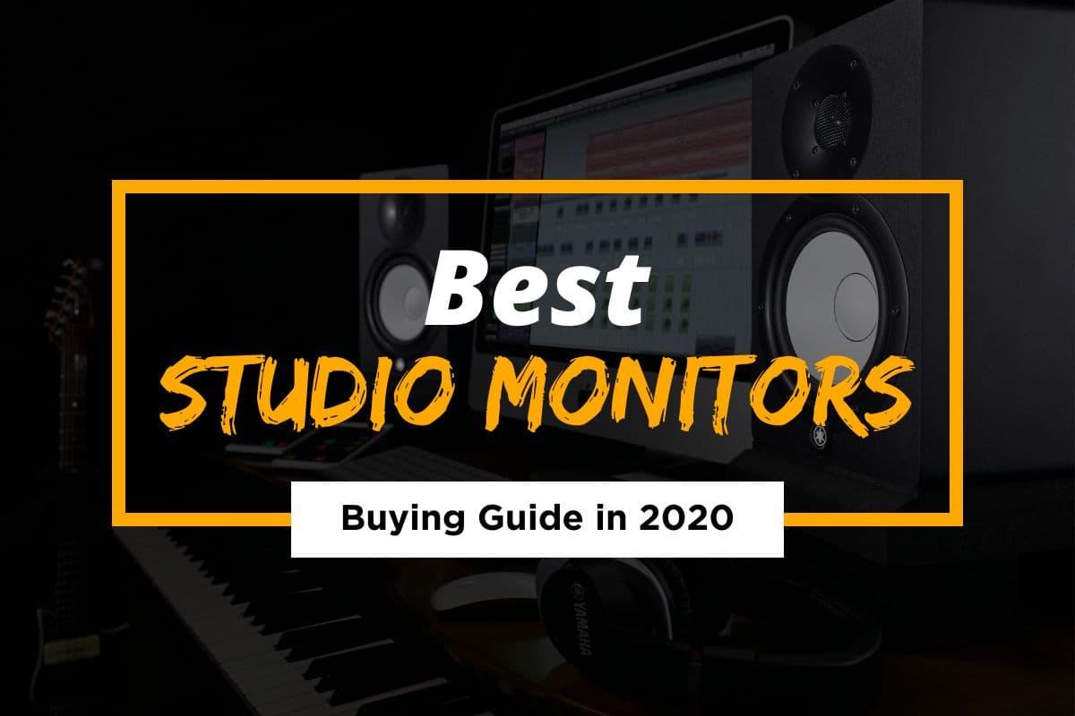 Best Studio Monitors in 2021