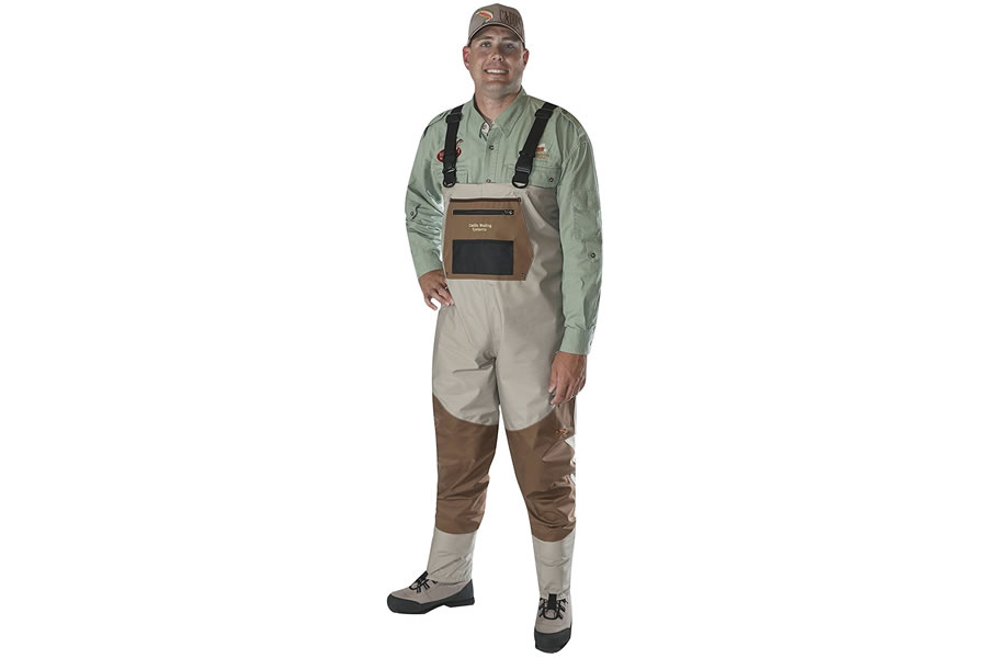 Caddis Men's Attractive Deluxe Breathable Foot Wader Review