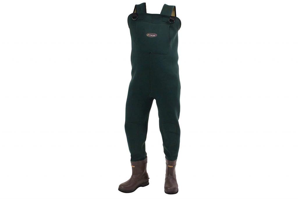 Frogg Toggs Amphib 3.5mm Neoprene Boot Foot Wader Full Review