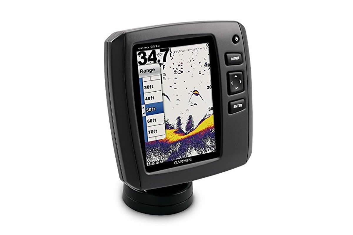 Garmin Echo 551dv Worldwide with Transducer Review