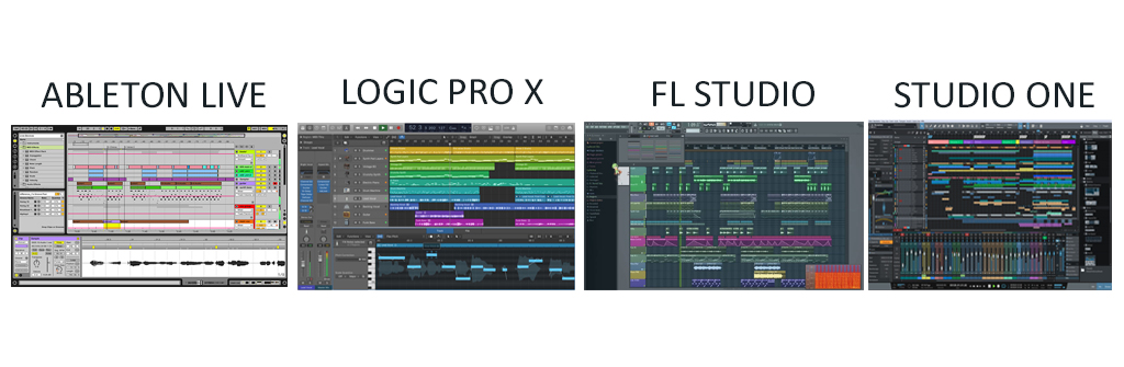 Best Music Production Software Used By Professionals