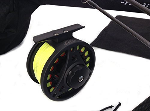 The Wild Water Fly Fishing Complete 56 Starter Package 2