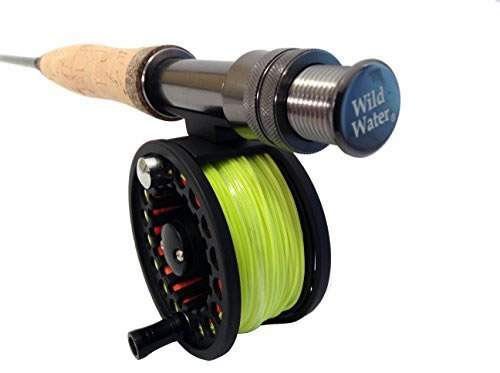 The Wild Water Fly Fishing Complete 56 Starter Package 4