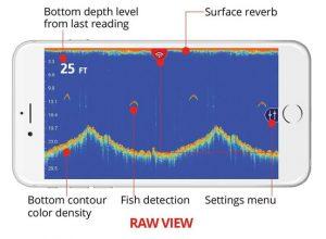 FishHunter PRO, The World's Fastest Wireless Portable Fish Finder
