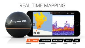 Real Time Mapping on the Best Portable Fish Finder