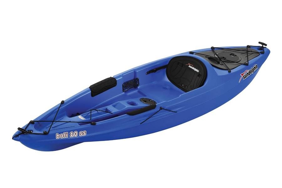 Sun Dolphin Bali 10 Sit on Kayak Review