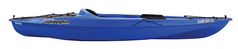 sun dolphin bali 10 sit on kayak side view