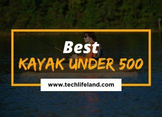 [Cover] Best Kayaks Under 500