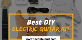 [Cover] Best DIY Electric Guitar Kit