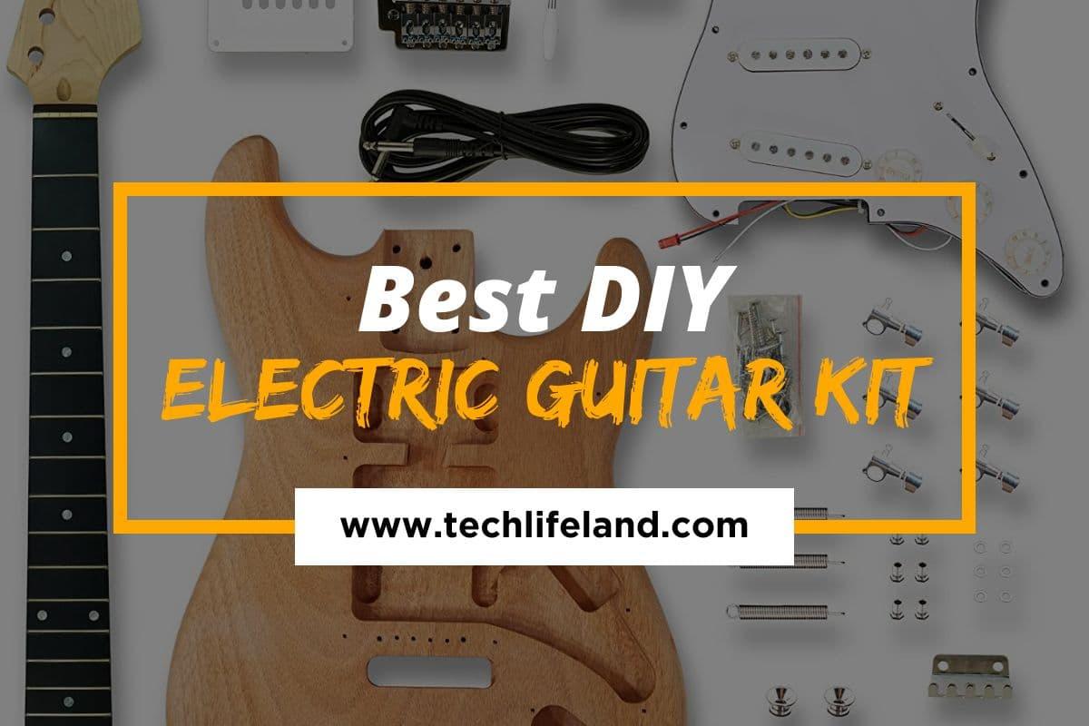 Best DIY Electric Guitar Kit for Beginners in 2021