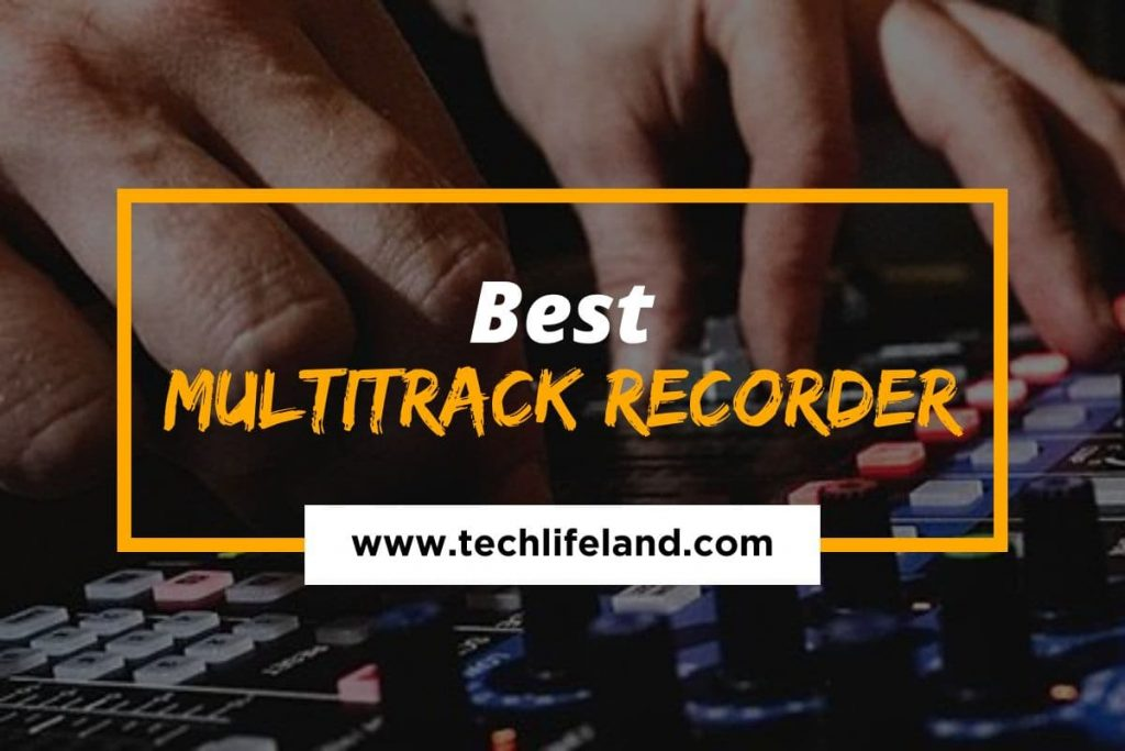 [Cover] Best Multitrack Recorder