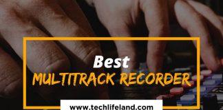 [Cover] Best Multitrack Recorder