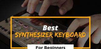 [Cover] Best Synthesizer Keyboard For Beginners