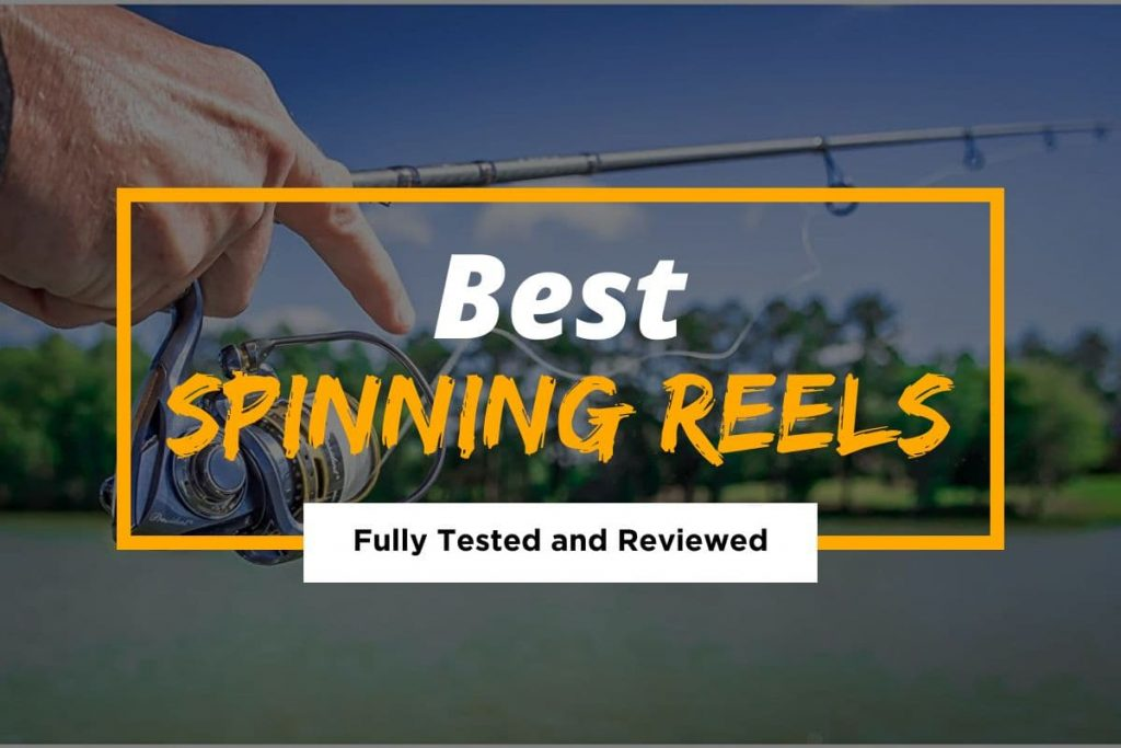 [Cover] Best Spinning Reels