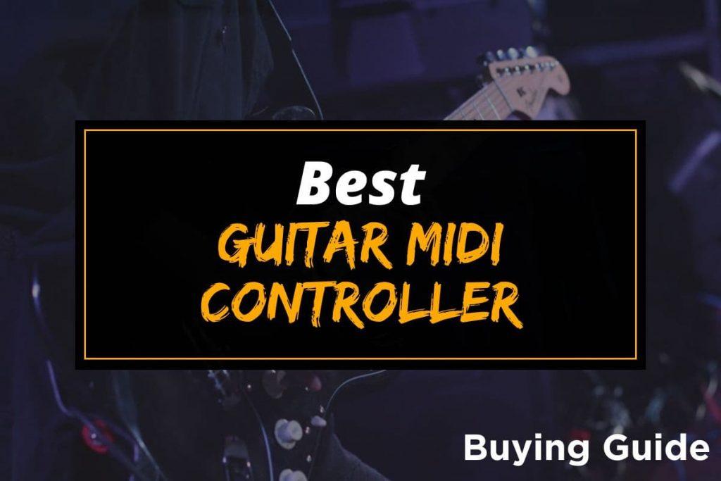 [BG] Best Guitar MIDI Controller