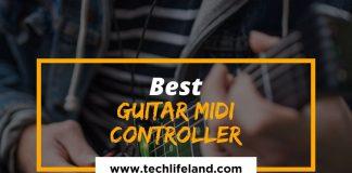 [Cover] Best Guitar MIDI Controller