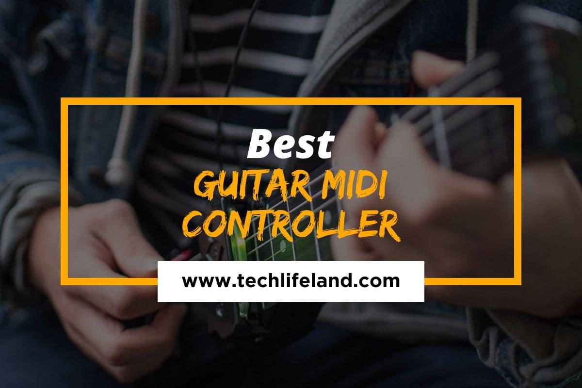 Best Guitar MIDI Controller For Beginners in 2021