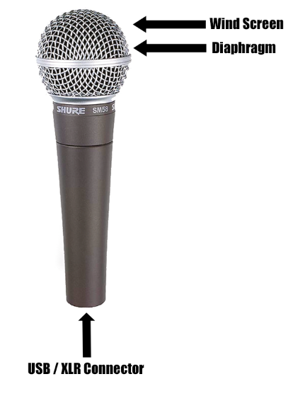 Anatomy of a Rap Microphone