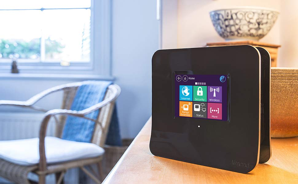 Securifi Almond Smart Home Touchscreen WiFi Wireless System Review