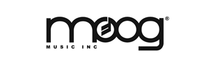 moog synth logo