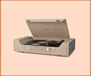 Best Portable Turntable in 2018
