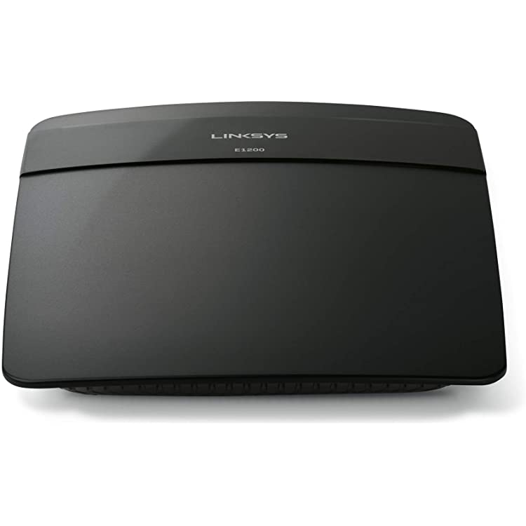 [Cover] Linksys E1200 Review