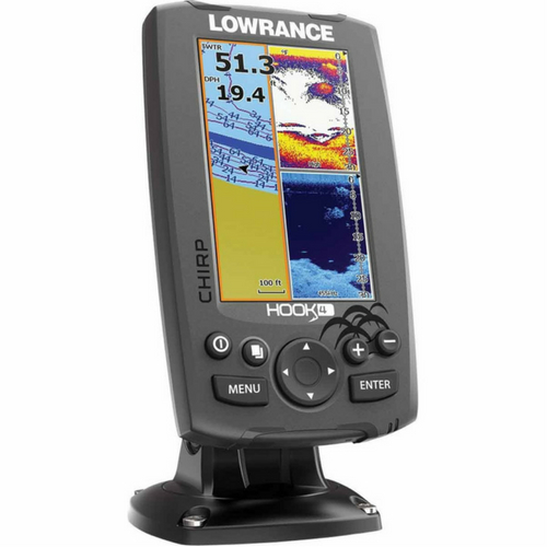 Lowrance Hook-4 Sonar Fish Finder