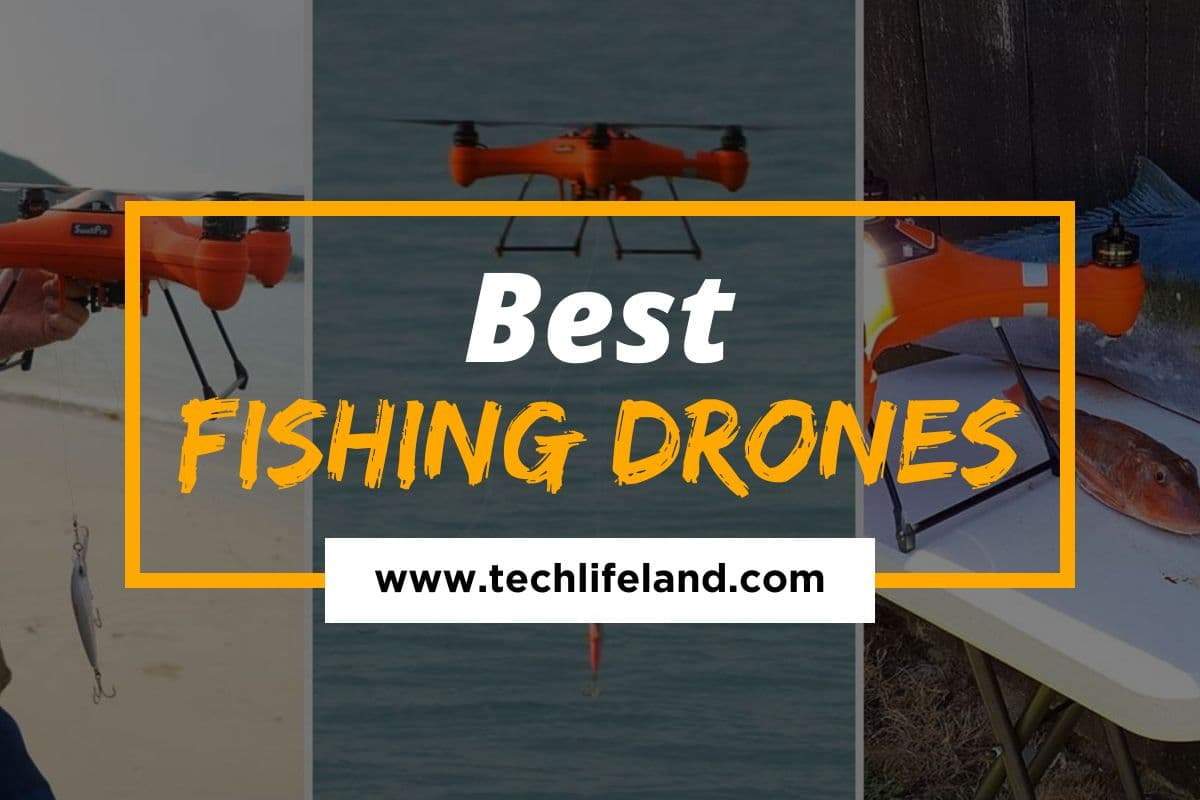 5 Best Fishing Drones: Everything you need to know