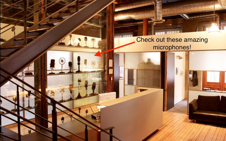 List of microphones