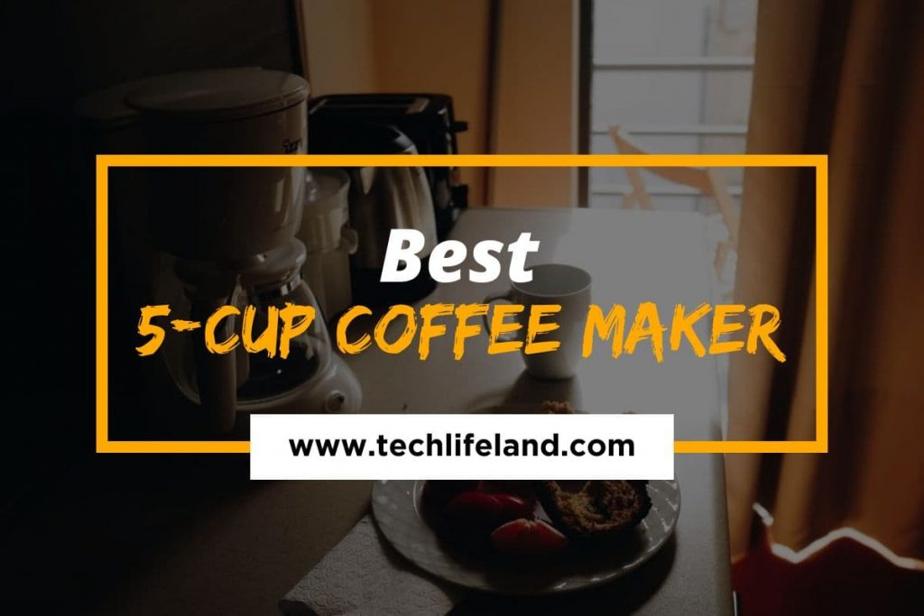 [Cover] Best 5-Cup Coffee Maker