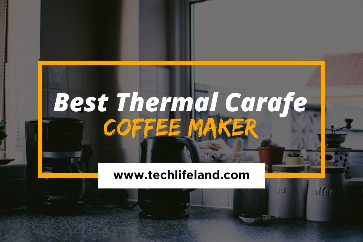 [Cover] Best Thermal Carafe Coffee Maker