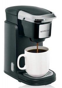 Mixpresso Single Serve Coffee Maker