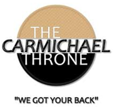 The Carmichael Throne Drum Thrones
