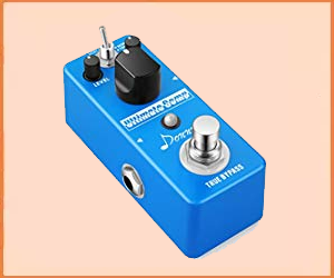 Best Compressor Pedal For Beginners in 2019
