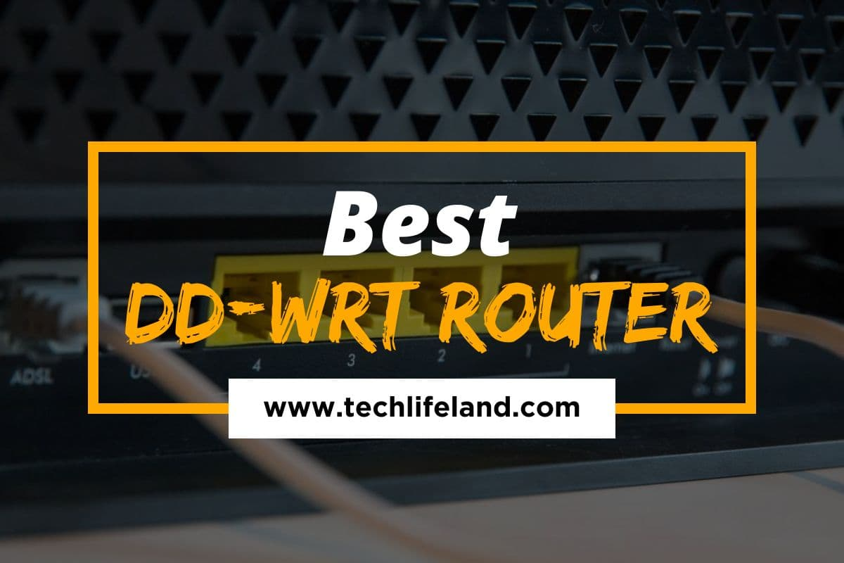 [Cover] Best DD-WRT Router