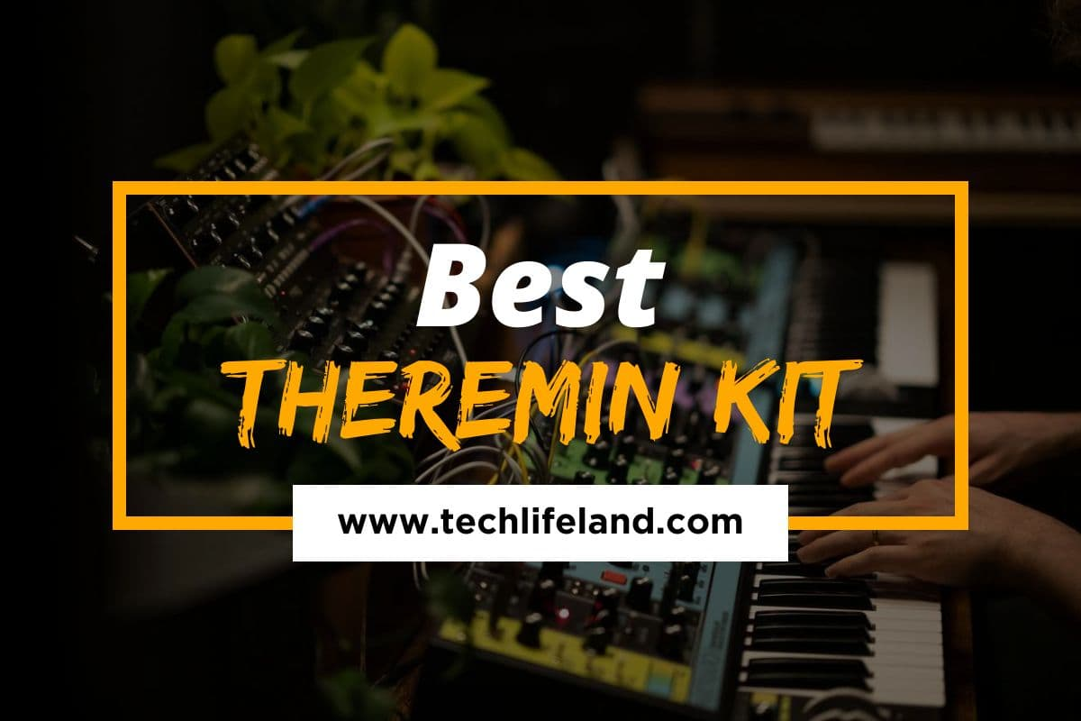 [Cover] Best Theremin Kit