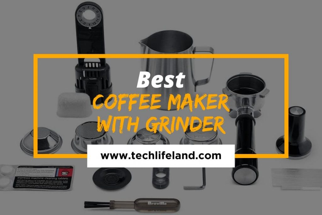 [Cover] Best Coffee Maker with Grinder