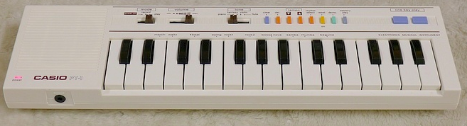 Casio PT 1 Keyboard