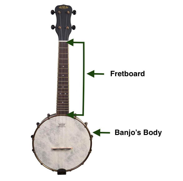 Anatomy of a Banjolele