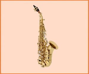 Curved Soprano Sax