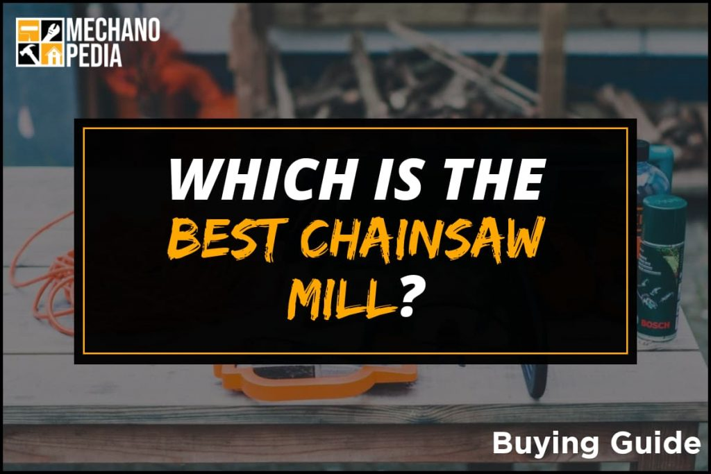 [BG] Best Chainsaw Mill for The Money