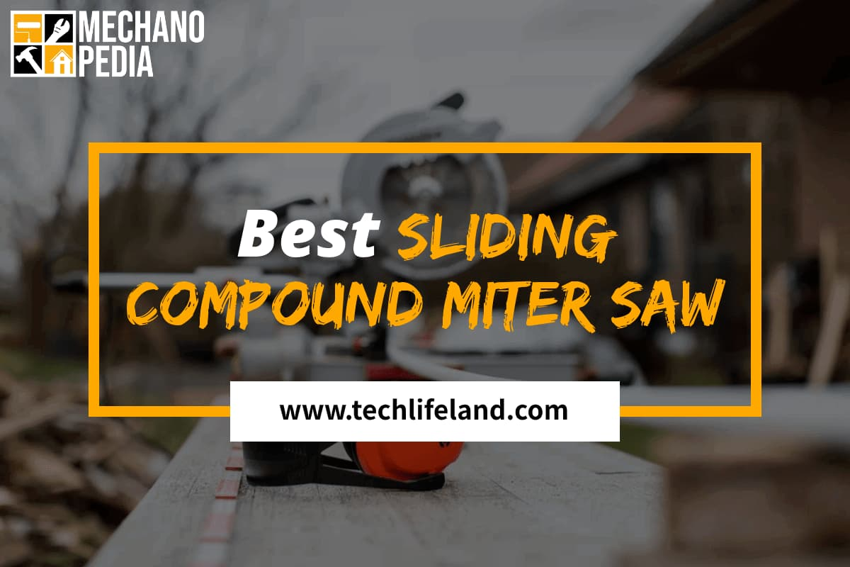 [Cover] Best Sliding Compound Miter Saw