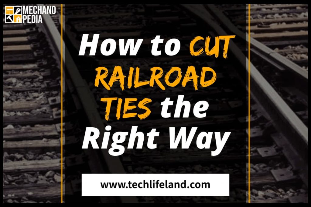 [Cover] How to Cut Railroad Ties