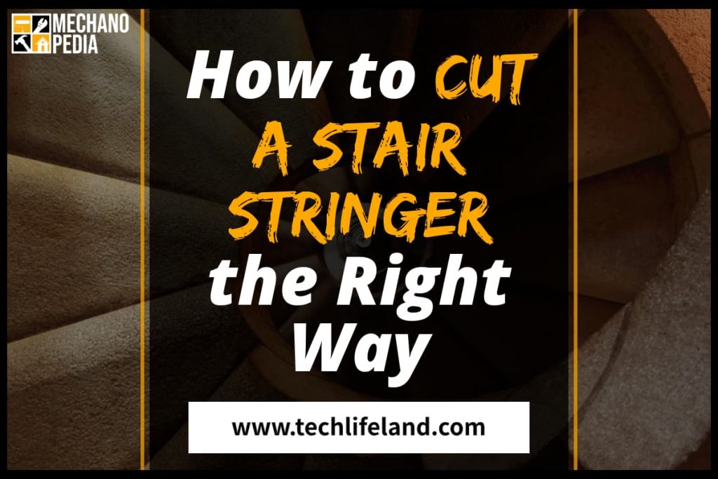 [Cover] How to Cut a Stair Stringer
