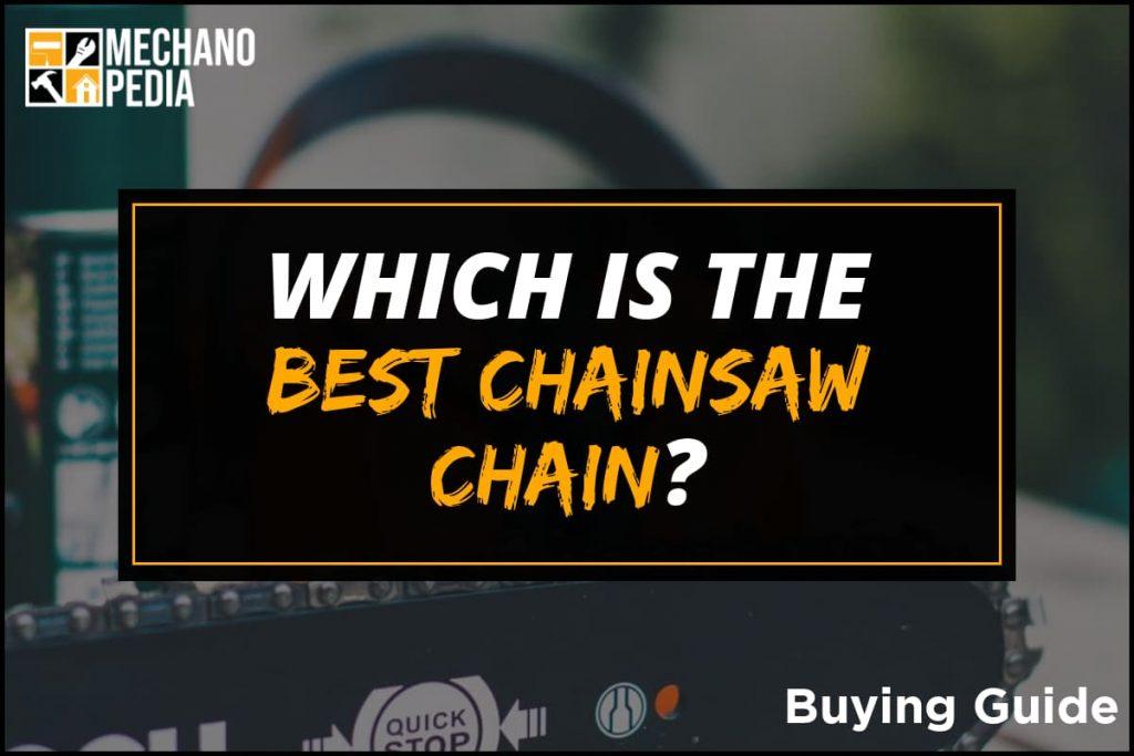 [BG] Best Chainsaw Chain