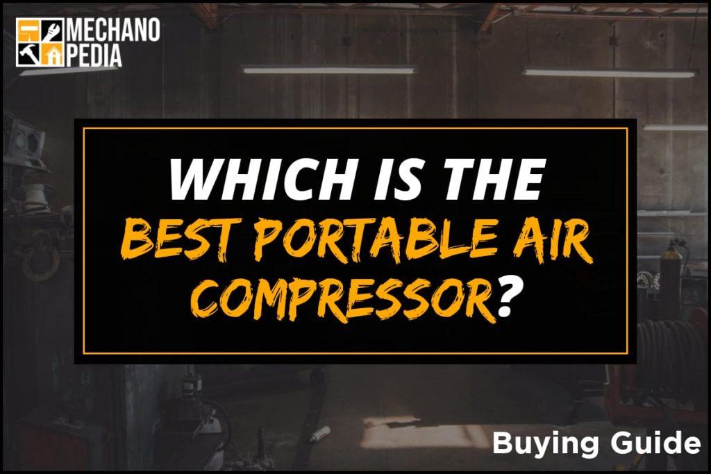 [BG] Best Portable Air Compressor