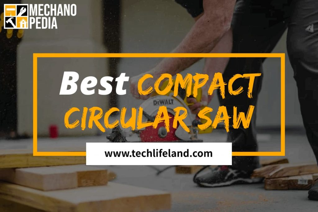 [Cover] Best Compact Circular Saw