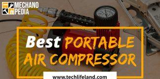 [Cover] Best Portable Air Compressor